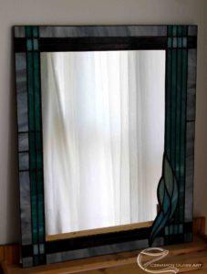 Tiffany tükör