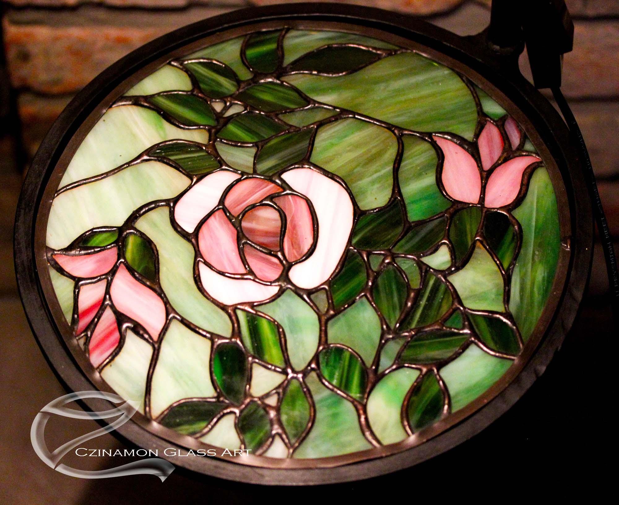 Czinamon üvegművészet
